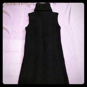 Black Gap Sweater Dress